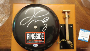 Floyd Mayweather Signed Autographed Ringside Bell Beckett COA
