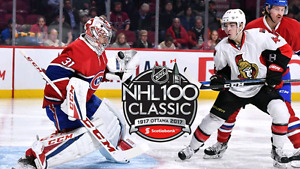 NHL100 CLASSIC OUTDOOR GAME TICKETS SAT. DEC 16