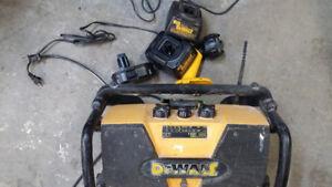 18v Dewalt tools - Prices inside ad
