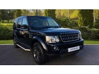 2016 Land Rover Discovery 3.0 SDV6 Graphite 5dr Automatic Diesel 4x4