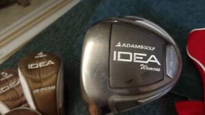 Lefthand Golf Clubs