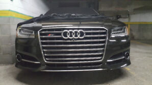 2015 Audi S8 4.0T QUATTRO - 520HP - TWIN  TURBO