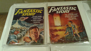Sci-fi Fantastic Story Magazine - 13 issues - 1951-55