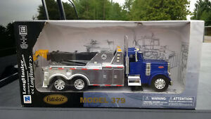 PETERBILT WRECKER LONGHAULER COLLECTION