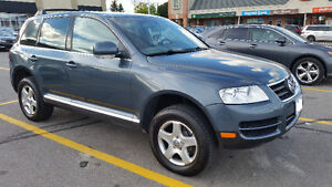 2004 Volkswagen Touareg V6 SUV, Crossover - LOW KMS