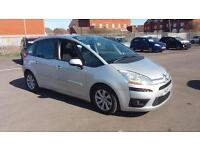 2009 09 CITROEN C4 PICASSO 1.6 HDi (110bhp) VTR+.VERY NICE EXAMPLE.SUPERB VALUE.