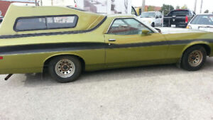 *REDUCED* 1974 Ford Ranchero GT. Motivated to sell.