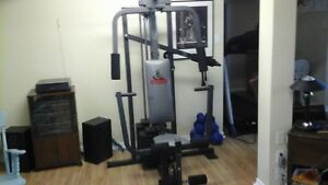 WORK BENCH WEIDER 8530 IN A GREAT CONDITION