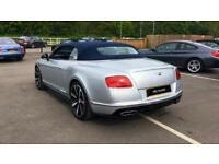 2017 Bentley Continental GTC 4.0 V8 S Mulliner Driving Spec Automatic Petrol Con