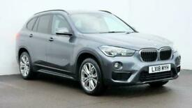 image for 2018 BMW X1 xDrive 20d Sport 5dr Step Auto Estate diesel Automatic
