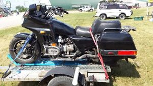 HONDA Gold Wing 1200 complete