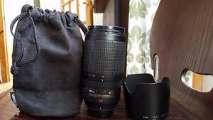Lentille (objectif) Nikon 70-300mm