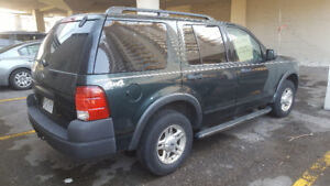 2003 FORD EXPLORER....104, 682 KM.....GREAT FAMILY/ WORK VEHICLE
