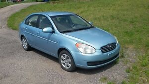 2006 Hyundai Accent Berline