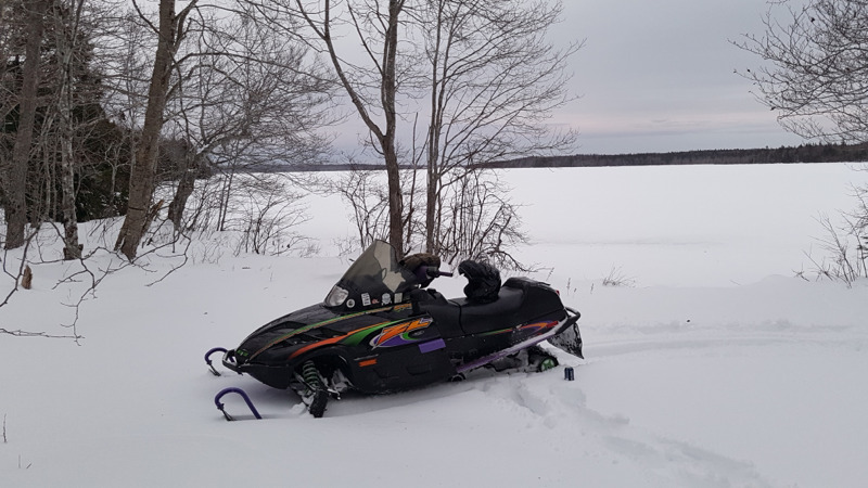 99 Arctic Cat Zl 500 EFI No Trades Sale Only 1500 Obo