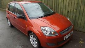 Ford Fiesta 1.25 Style Climate. FSH. WARRANTY. GOOD SPEC. SEE DESCRIPTION.