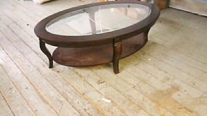 Coffee table in box brand new  only for $249