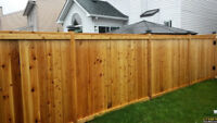 Fence repair and Fencing 416 697 5962 call or text now