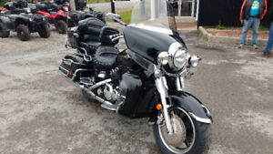 grill, bars & backrest...etc.  2006 Royal Star Midnight Venture