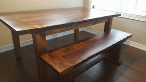 Custom Built Harvest Tables From Only $495 Kitchener / Waterloo Kitchener Area image 2