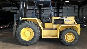 1998 Sellick Forklift SD-80