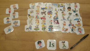 Bilingual games to increase vocabulary in children