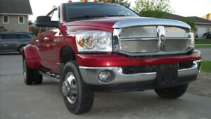 2008 Dodge Ram 3500 Mega Cab Cummins 6.7 Dual Diesel for sale