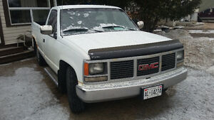 used truck for parts