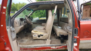 1999 Ford F250 Parts truck
