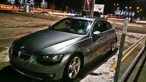 2007 BMW 335I COUPE NAVIGATION IDRIVE LOW KMS