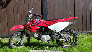 Honda CRF 70 Dirt Bike