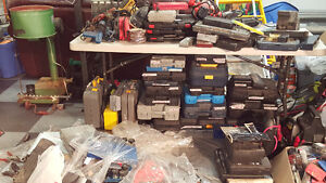 Tool Sale - Pickers paradise - Air, Hand, Power tools etc