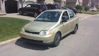 2001 Toyota Echo for sale!