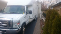 2008 Ford E-450 Diesel 18Ft. Aerobody