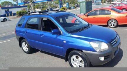 Kia Sportage 2007 Good Price Needs Sell ASAP