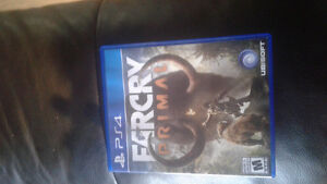 Jeux ps4 farcry primal