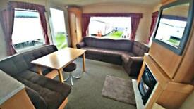 £197 PER MONTH CHEAP STATIC HOLIDAY HOME FOR SALE INCLUDES 2018 PITCH FEES