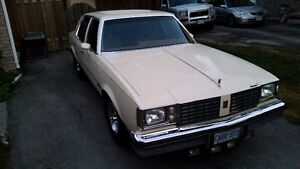 1980 Cutlass Supreme Brougham, Certified