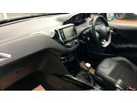 2018 Peugeot 2008 1.2 PureTech GPF GT Line (s/s) 5dr SUV Petrol Manual
