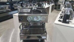 Brand New 2 Group 10 Amp Compact Cime Commercial Coffee Machine Roselands Canterbury Area Preview