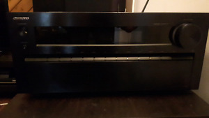 Nuance speakers and onkyo receiver