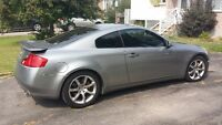 2004 Infiniti G35 m6 sport package full equipe Coupé (2 portes)