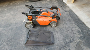 Black and Decker 36 V Cordless Lawn Mower