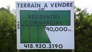 QUEBEC BEAUPORT - TERRAINS A VENDRE - COMMERCIAL & RESIDENTIEL Québec City Québec image 2