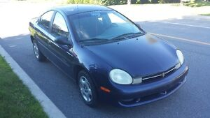 2000 Chrysler Neon Berline