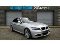 2010 10 BMW 3 SERIES 2.0 M SPORT 4D 141 BHP DIESEL