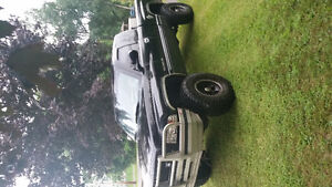 Lifted dodge ram lots of extras