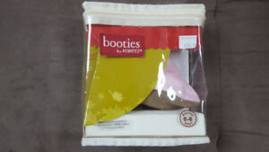 Robeez Classic Baby Boots, Pink, Soft Soles