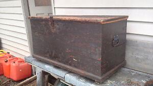 Rustic Box/ Coffee Table