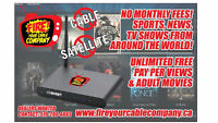 Sell TV Android Boxes!  High Value, High Demand, High Pay!